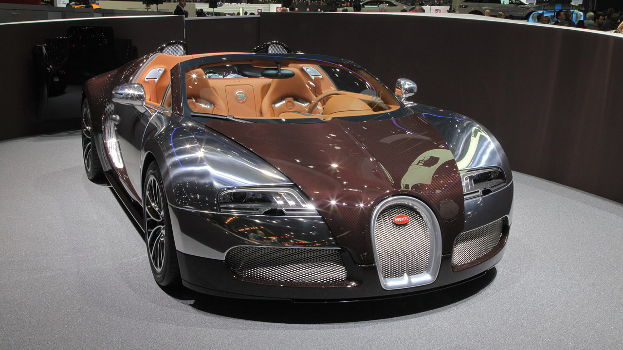 sovereign motors inc. | car talk | blog | 2013 bugatti veyron 16.4